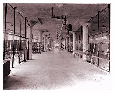 General View of New Industries Building - Alcatraz Island - GGNRA